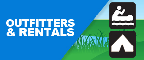 Outfitters and Rentals